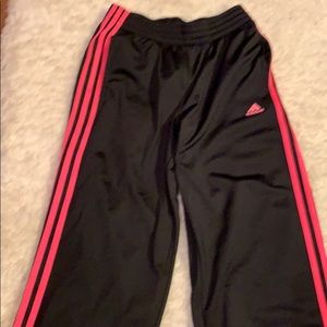 Adidas Woman's Warm joggers Size Small